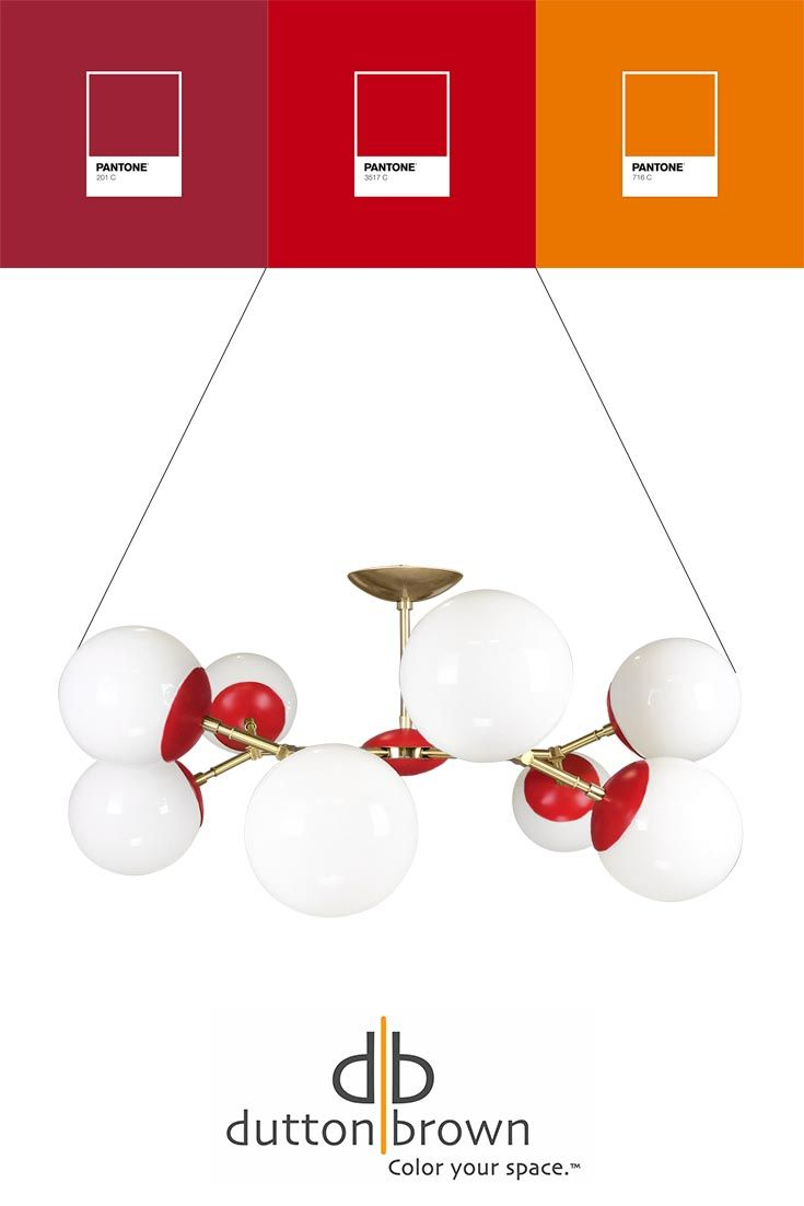 Pick a Pantone swatch or create your own custom color & bring color lighting to your home design today. #pantone #colors #colorful #homedecor #homedecorideas #homedecoration #interiordesign #interiordesignideas #lighting #interiordesigninspiration #lightingdesign #light #chandelier #pendant #design #midcentury #midcenturymodern #customhome #custommade