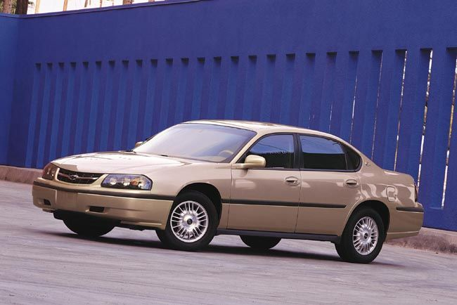 2003 Chevrolet Impala (Chevy)....I want this car so bad!!