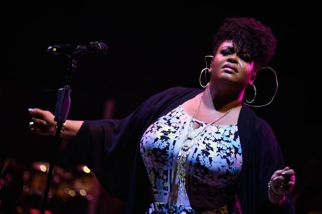 Jill Scott's New Album Debuts At Number One, Future Down To Second Place - Jill Scott performs during day 2 of the Cincinnati Music Festival at Paul Brown Stadium on July 25, 2015 in Cincinnati, Ohio.
