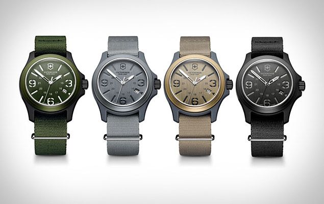 Victorinox Swiss Army Original Watch
