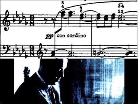 (32) Debussy / Ivan Moravec, Early 1960s: Claire de Lune (Suite bergamasque) - YouTube