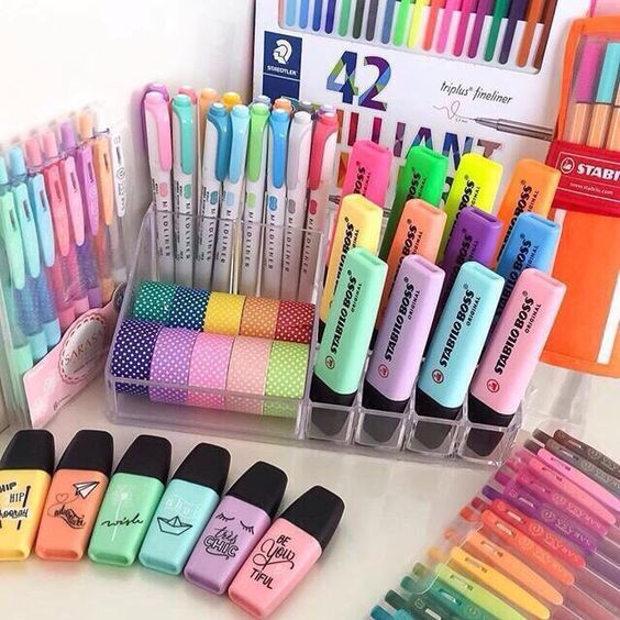 DIY Back to School Supplies for Teens – #DI …