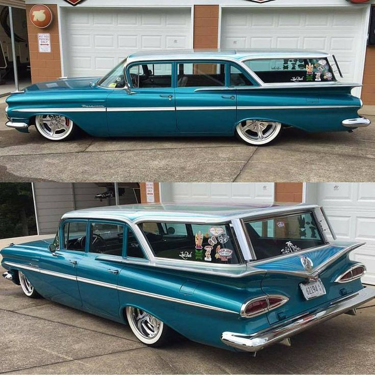 59 Parkwood Chevy...Re-pin Brought to you by agents at #HouseofInsurance in #EugeneOregon for #LowCostInsurance.