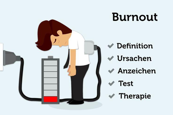 Wie das Burnout-Syndrom ensteht ✔ Welche Symptome frühzeitig davor warnen ✔ Wie man dem Ausbrennen vorbeugt und den Burnout behandelt ✔ PLUS: Selbsttest ✔
