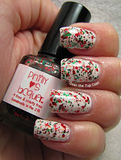 Over The Top Coat: Indie Spotlight: Philly Loves Lacquer Holo-Day on Broad Collection Part 2 Meet Me at the Eagle