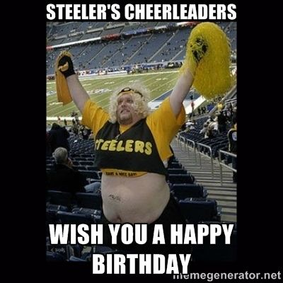 happy birthday steelers | Happy Birthday Grumpy Cat likewise Kate Maberly further Happy Birthday ...