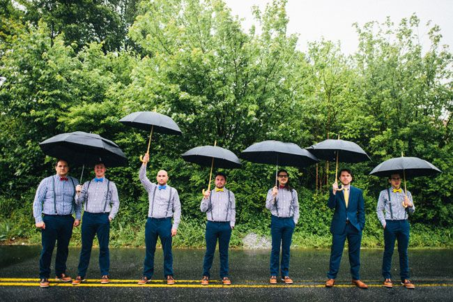 umbrellas make photos more fun!