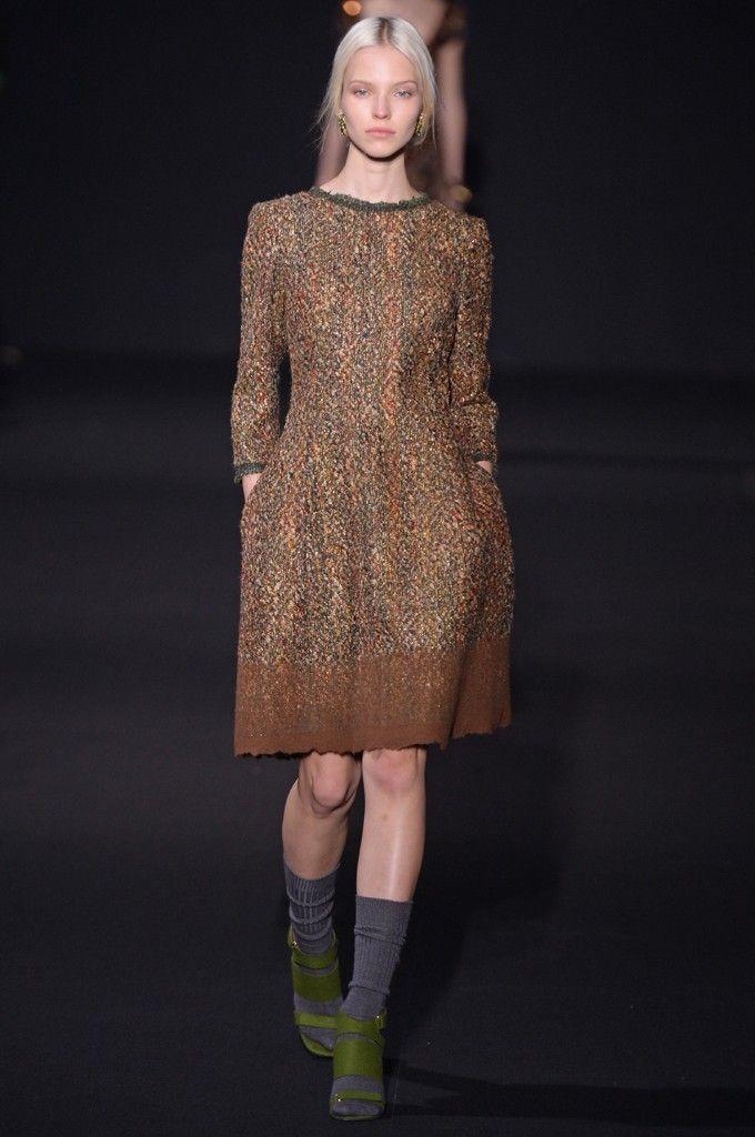 Milan Fashion Week Fall 2014 - Alberta Ferretti Fall 2014
