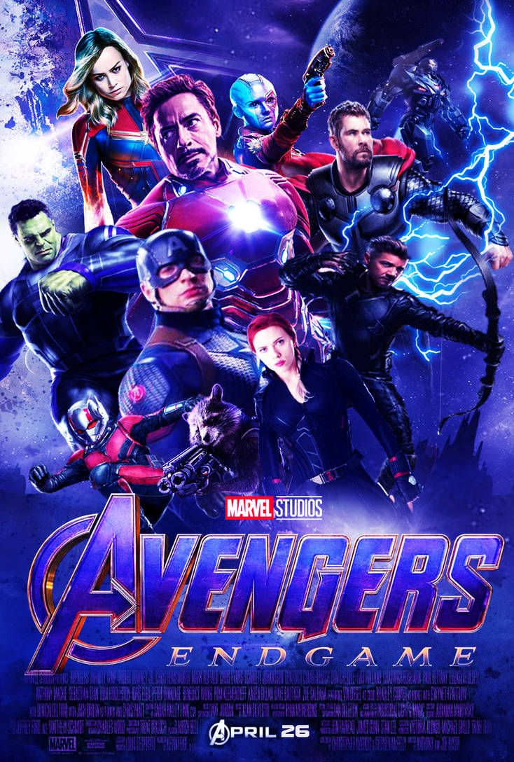 Avengers Endgame Poster By Https Www Deviantart Com The Dark Mamba 995 On Deviantart Avengers Pictures Avengers Marvel Infinity War