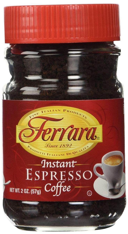 Ferrara instant espresso coffee 2 oz you can find more