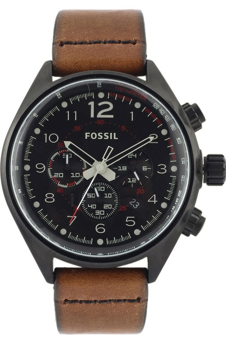 Mens Fossil Gold Watch Images