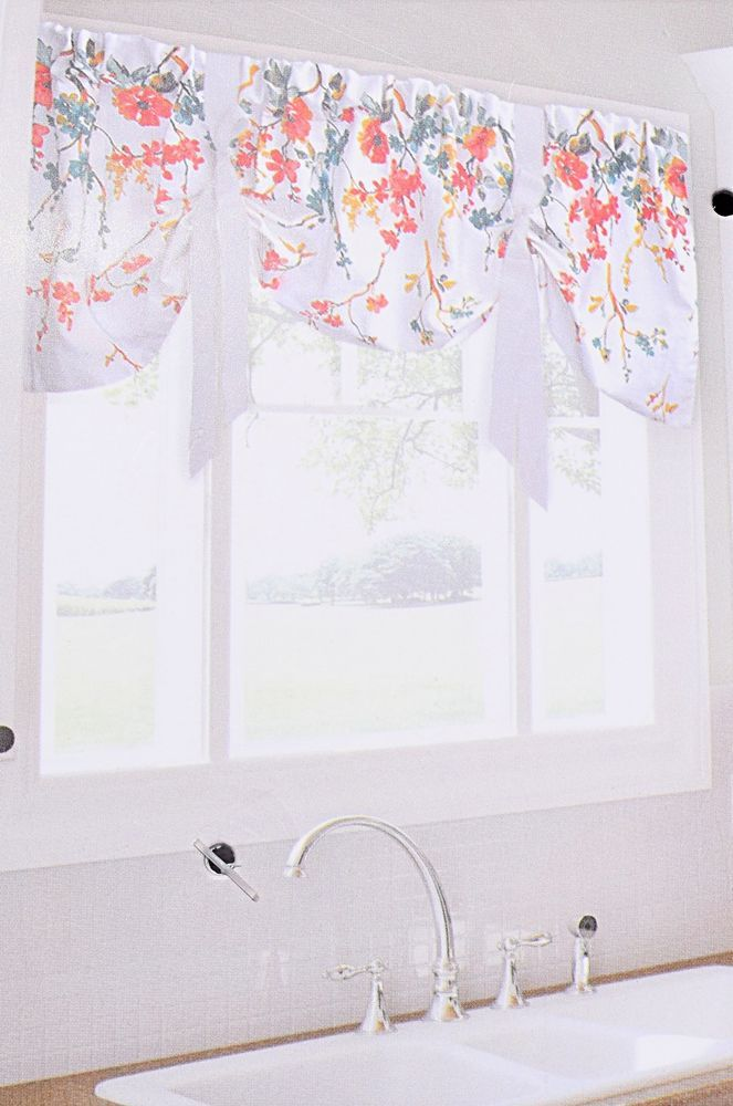 Country Kitchen Window