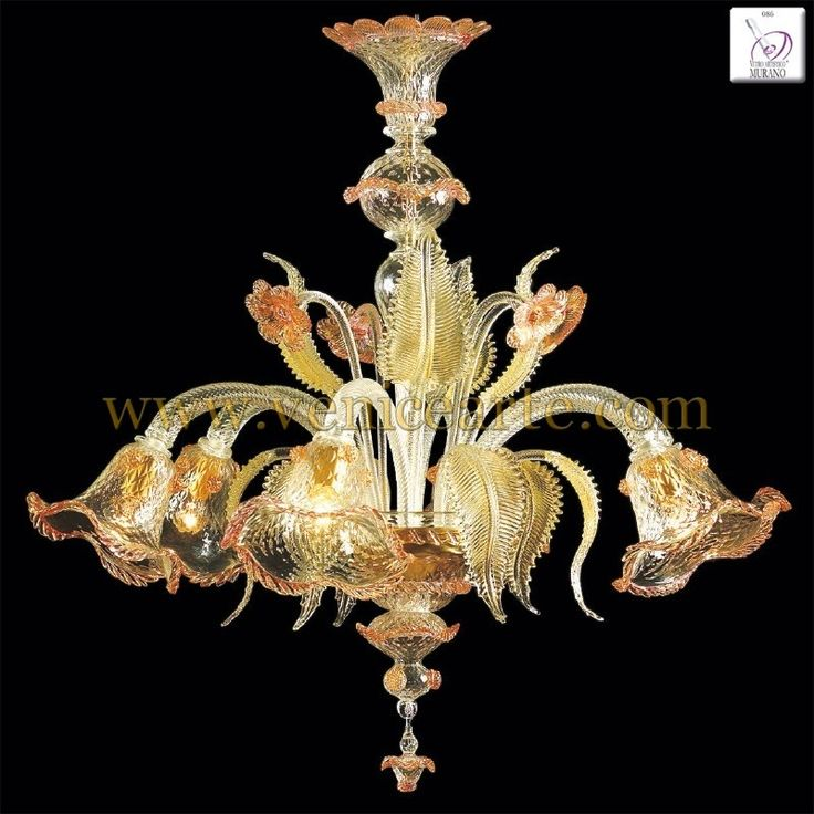 lampadari di murano secolo murano glass chandelier at home pinterest. Black Bedroom Furniture Sets. Home Design Ideas