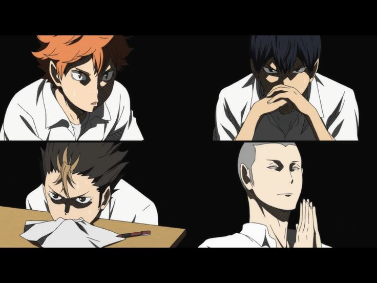 They all looks like me today! After i got call from my school headmaster!