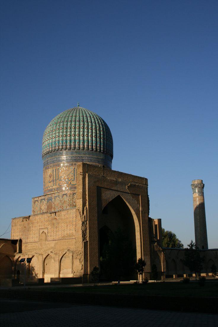 Bidi Khanum Moque Samarkand