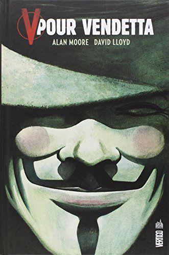 En 1997, l'Angleterre est dirigée par un gouvernement fasciste et vit dans la paranoïa et la surveillance. Un homme décide de se dresser contre l'oppression. Derrière son masque souriant, il répond au nom de V, pour vérité, valeurs et vendetta. Cette série de bande dessinée a été réalisée entre 1982 et 1990.