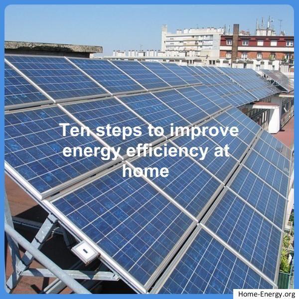 California Home Energy Efficiency Program Improve Energy Efficiency Energy Efficient Homes Energy Audit