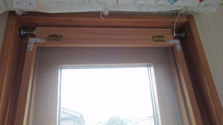 Diy 千円以内で簡単に木製網戸を自作 作り方のまとめ Dollars 網戸 網戸 自作 窓