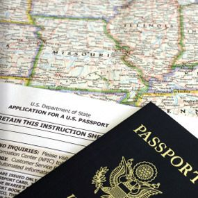 Where to Apply - online passport application