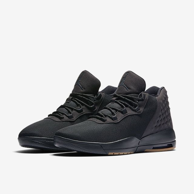Nike Air Jordan Academy Mens Hi Top Trainers 844515 Sneakers Shoes US 11 black  anthracite gum medium brown 011 -- Continue to the product at the image  link.