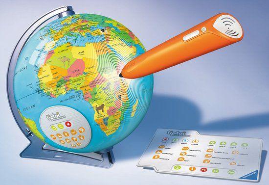 Ravensburger tiptoi - Interactieve Globe