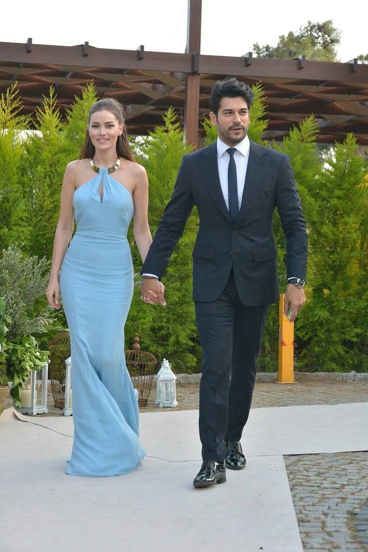 Fahriyw Evcen Burak Ozcivit #sinemkenanwedding