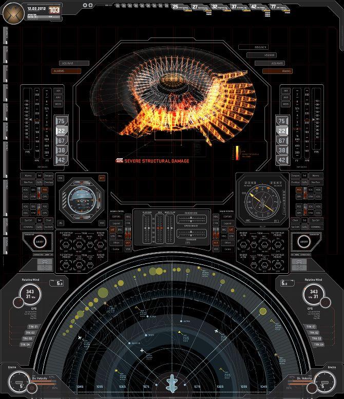 old school: Design Inspiration, Ui Design, Irons Man, User Interface, Interface Design, Graphics Design, Ironman, Ux Design, The Avengers