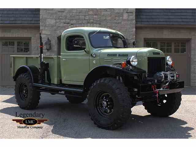 Image result for power wagon for sale
