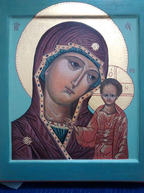 Madre di Dio di Kazan by Alessandra Colucci
