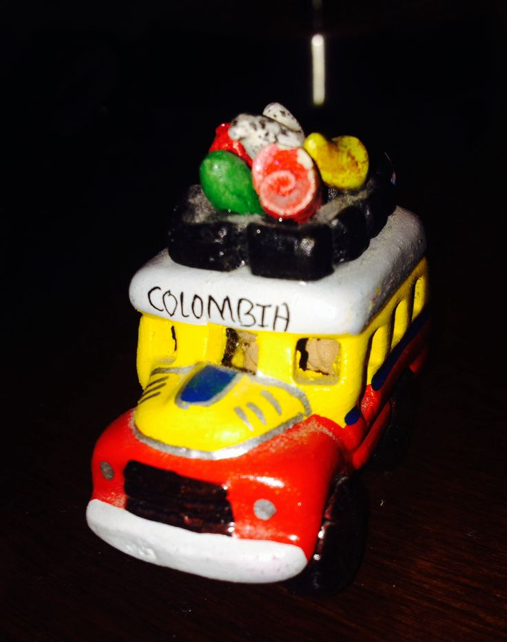 Maria's Colombian Bus