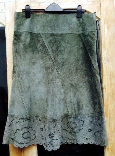 Laura Ashley Skirt Designer Vintage Genuine by SunDazeVintage, €22.99