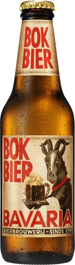 Bavaria Bok Bier is een authentiek en toegankelijk bokbier, verrassend licht met een uitgesproken karakter. Helder donker bier met een robijnrode kleur (verkregen door de verschillende soorten speciaalmout die zijn gebruikt), een stevig opstaande schuimkraag en een alcoholpercentage van 6,5%. Bavaria Bok Bier is gebrouwen met een klassieke lage gisting, natuurlijk mineraalwater uit eigen bron en een speciale melange van vijf soorten mout en vier soorten hop.