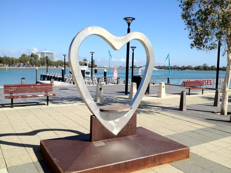 The Boardwalk in the heart of Mandurah