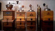 Antique Coffee Grinder . Molino de Cafe . Old coffee mill . PeDe Peter Dienes