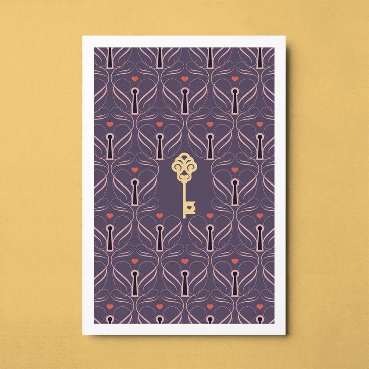 A Tiny Golden Key