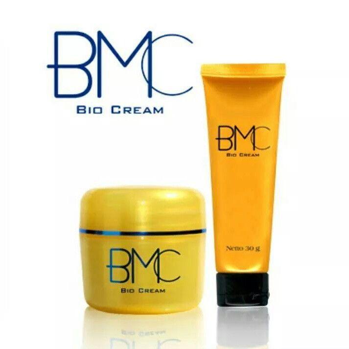 BMC Bio Cream adalah cream berbahan dasar herbal diproses dengan nano technology sangat aman digunakan dan tidak menimbulkan efek samping bahkan ketika tertelan sekalipun. Efektif mengatasi gangguan kulit, nyeri sendi, ketegangan otot dan syaraf.  BMC 60 gr @ 250.000 BMC 30 gr @ 135.000  BELI 3 btl BMC 60 gr -->600rb  BMC efektif untuk mengatasi :  * terairam air / minyak panas, luka bakar * nyeri sendi, ketegangan otot * pegel linu, keseleo, salah urat * bengkak, gigitan serangga * batuk…