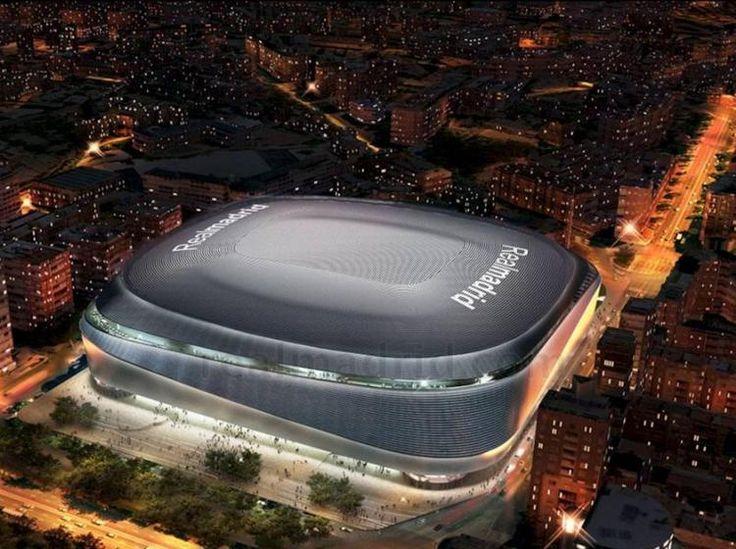 El nuevo estadio del Real Madrid podría tener segundo apellido - Publimetro Chile
