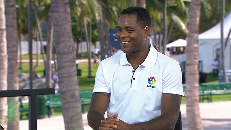 WATCH: Patrick Kluivert chats with ESPN FC