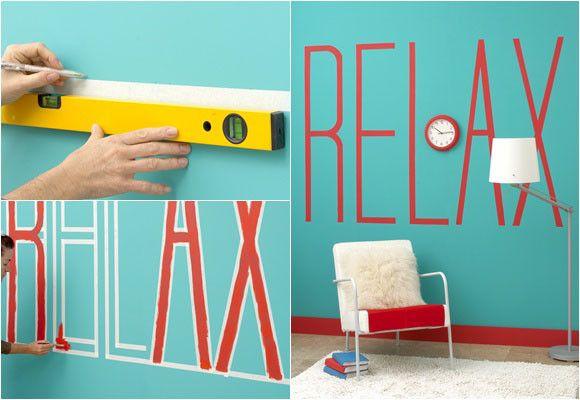 Ideas para decorar paredes a la moda