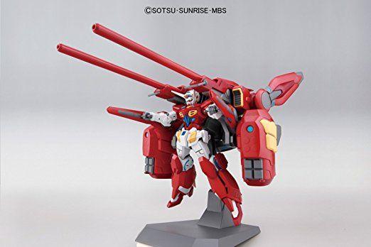 Amazon.com: YG-111 Gundam G-Self with Assault Pack: Gundam Reconguista in G High Grade 1/144 Model Kit + 1 FREE Official Gundam Japanese Trading Card Bundle (HGRiG #012): Toys & Games
