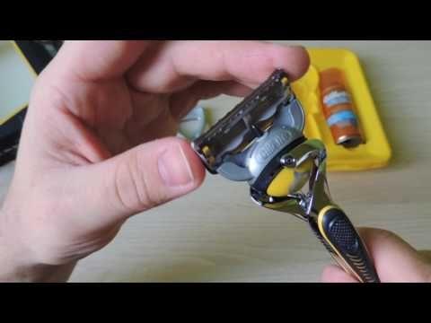 Gillette Fusion Proshield - unboxing najnowszej maszynki do golenia