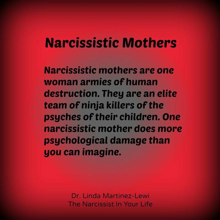 how to love my narcissistic mother
