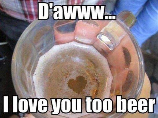 Funny Beer Memes - Happy International Beer Day!