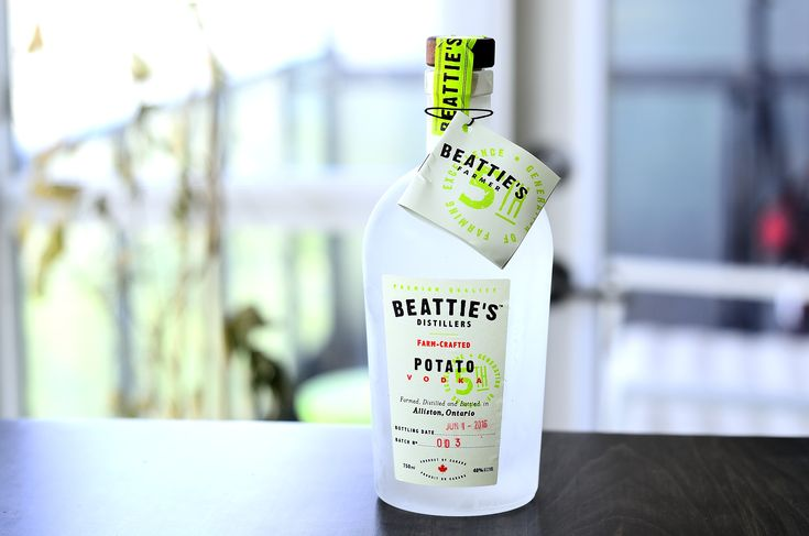 Beattie's Distillers Potato Vodka