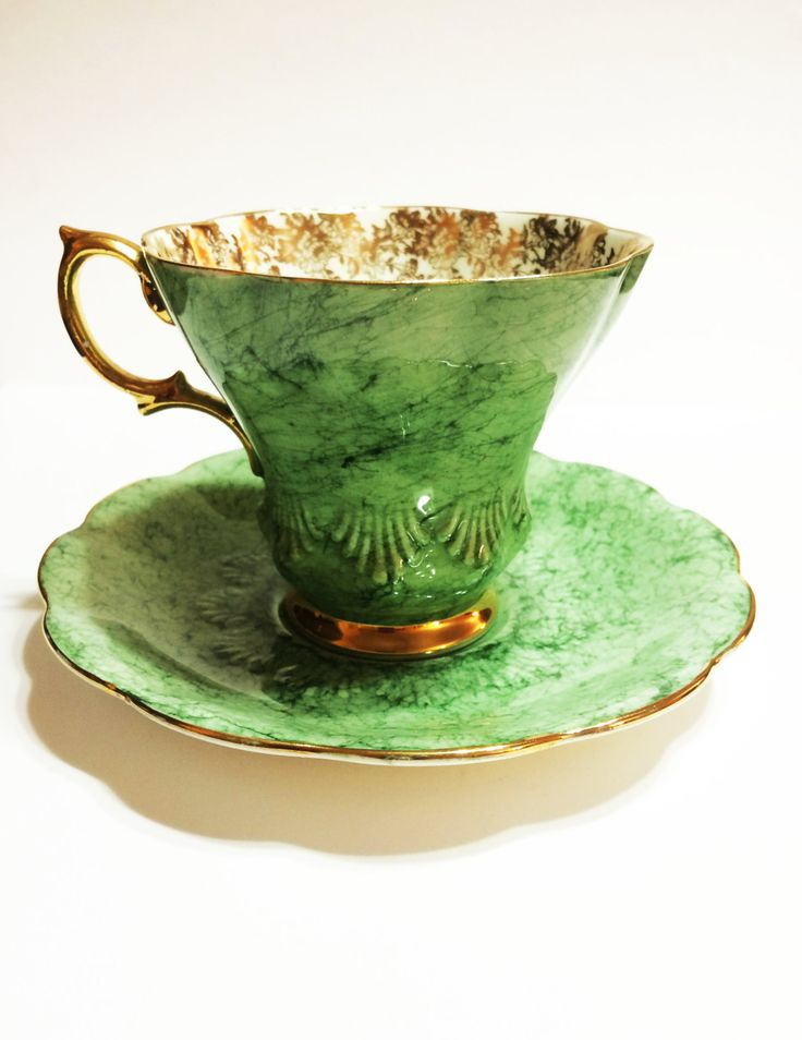 207 best images about Green Royal Albert Patterns on