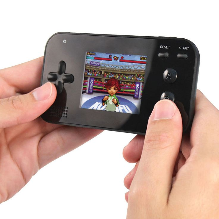 NEW Handheld Portable Arcade Video Gaming System - 220 Retro Games Entertainment #dreamGEAR