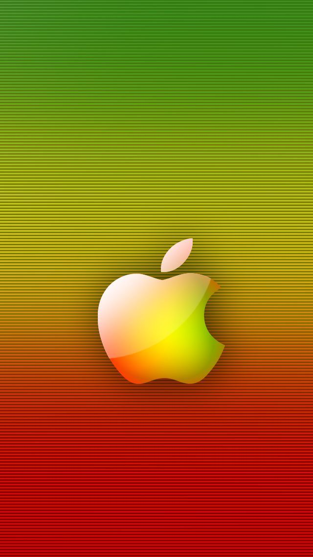 Apple Colours Hd Wallpaper For Iphone Download This Beautiful