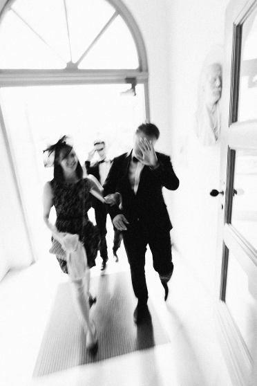 wedding gueast - photojournalistic wedding photgraphy Vienna