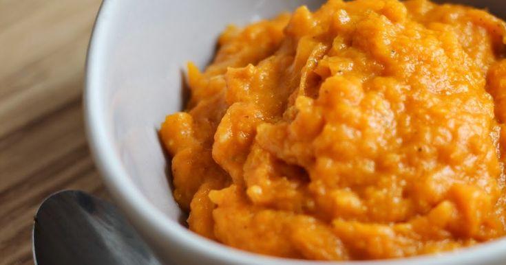 Craquez sans conséquence: Purée de carottes au cumin