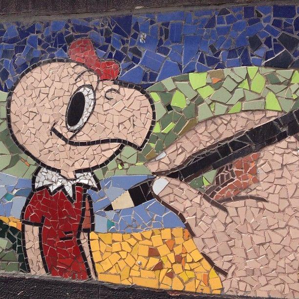 Un Mosaico.